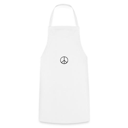 peace - Förkläde
