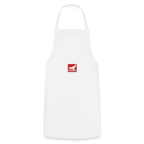 TomVlogs Logo - Cooking Apron