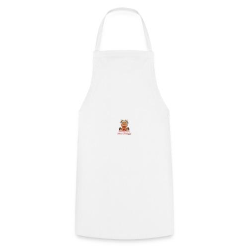 christmas logo - Cooking Apron