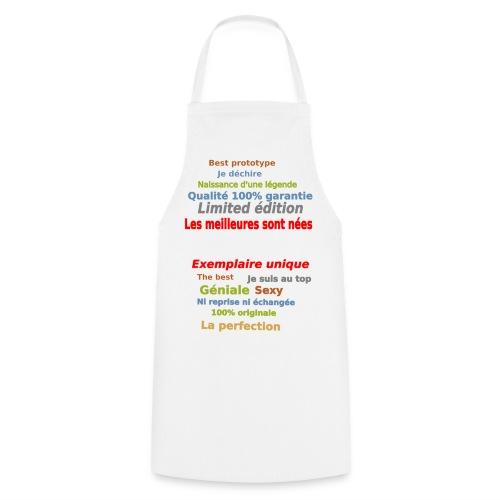 t shirt les meilleures sont nées sweat shirt mugs - Tablier de cuisine