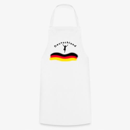 Fussball WM Weltmeisterschaft - Kochschürze