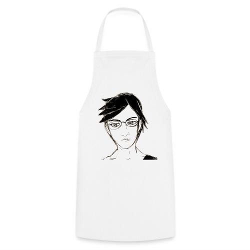 intelectual - Delantal de cocina