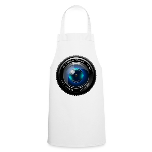 Camera Lens - Grembiule da cucina