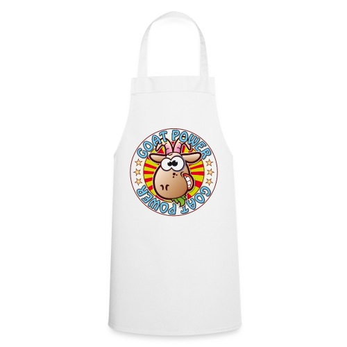 Goat Power - Cooking Apron