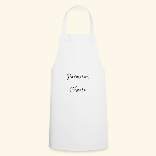 Parmesan Cheese - Cooking Apron