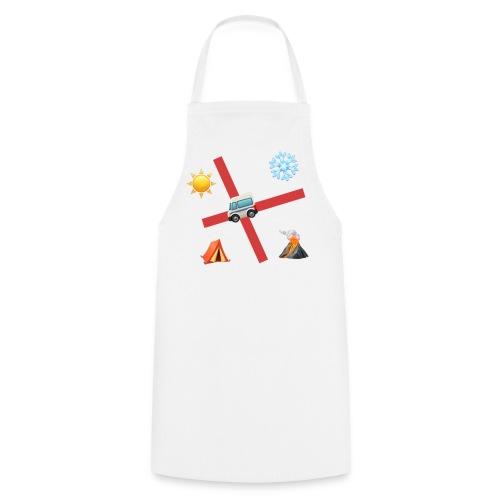 Islandia - Delantal de cocina
