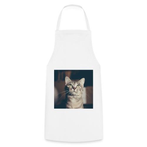 Hauskatzen Blick - Kochschürze