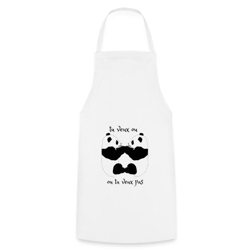 tu veux ou tu veux pas - Tablier de cuisine