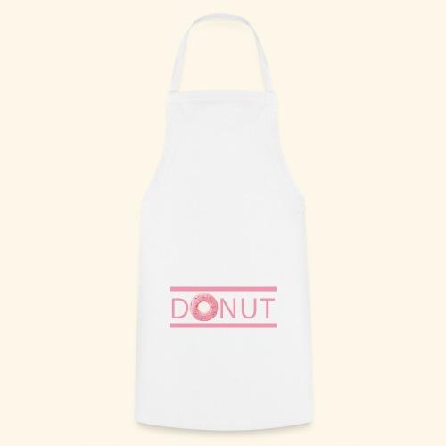 Donut-T-Shirt - Kochschürze
