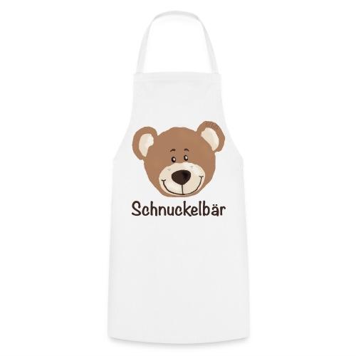"""Motiv Schnuckelbär"""" - Kochschürze"""