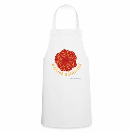 Walking Masterpiece - Cooking Apron