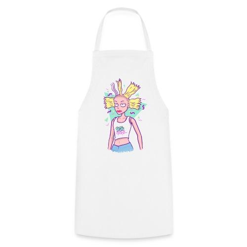 90's girl - Delantal de cocina