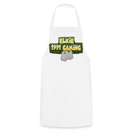 Elkie1991 Gaming Logo - Cooking Apron
