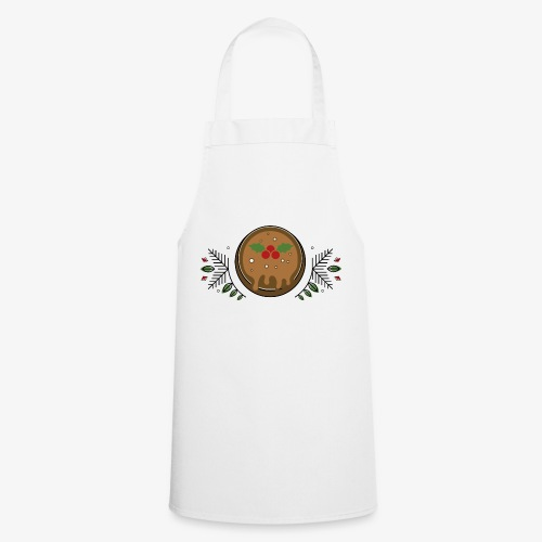 CHRISTMAS PUDDING - Cooking Apron