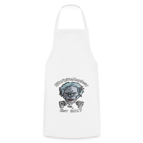 ElWhiteMonkey Logo - Cooking Apron