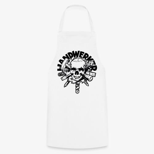 Skull ´n´ Tools - Kochschürze