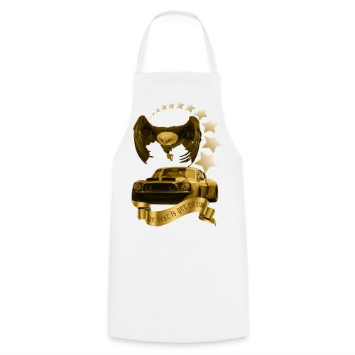 Das beste kommt noch gold - Kochschürze
