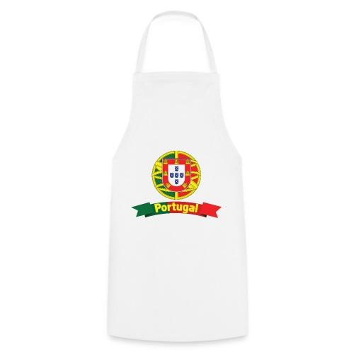 Portugal Campeão Europeu Camisolas de Futebol - Cooking Apron