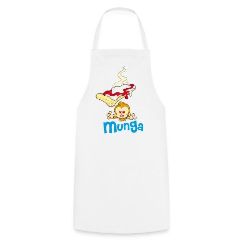 Munga Pizza - Grembiule da cucina