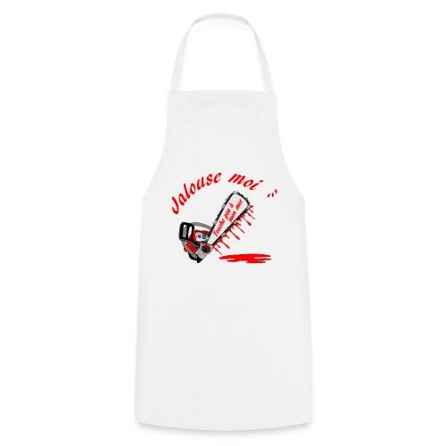 t shirt jalouse moi amour possessif humour - Tablier de cuisine