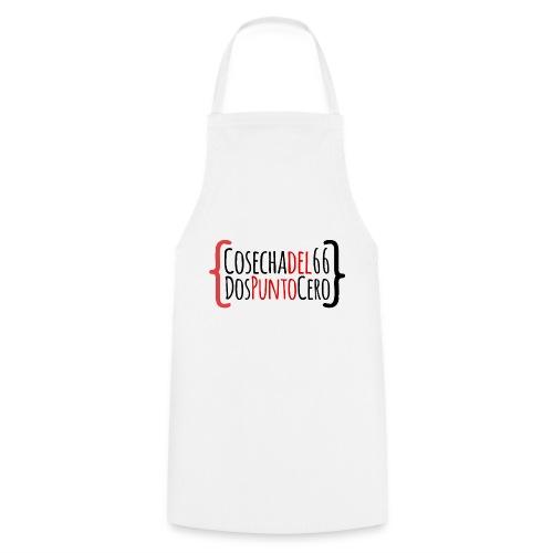 Cosechadel66 Dospuntocero - Delantal de cocina