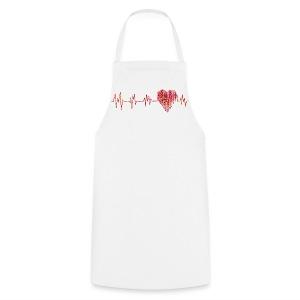 Electrocardiogram - Cooking Apron