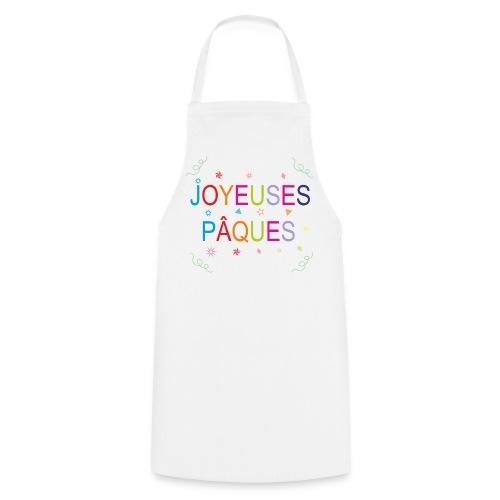 Joyeuses Pâques - Tablier de cuisine