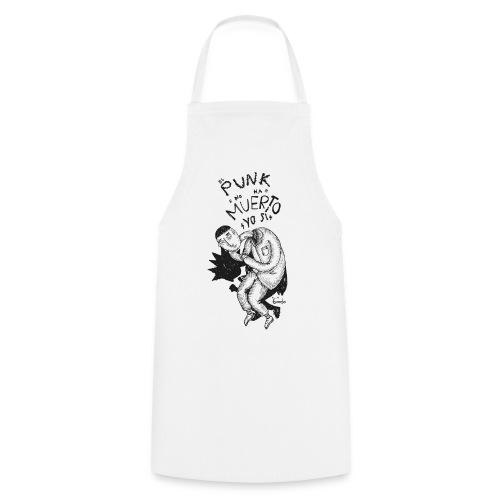 EL PUNK NO HA MUERTO - Delantal de cocina