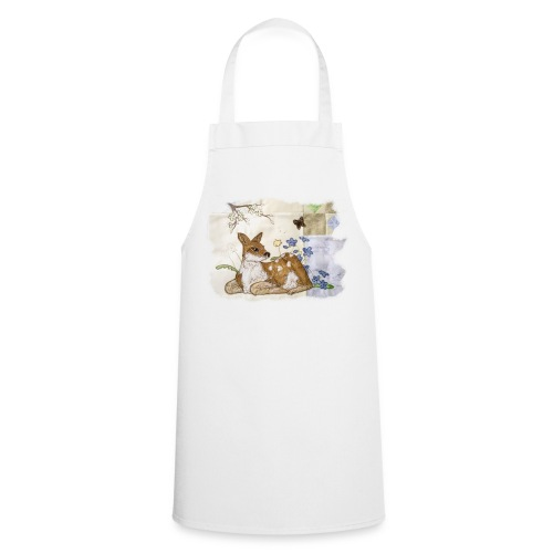 spring fawn - Cooking Apron