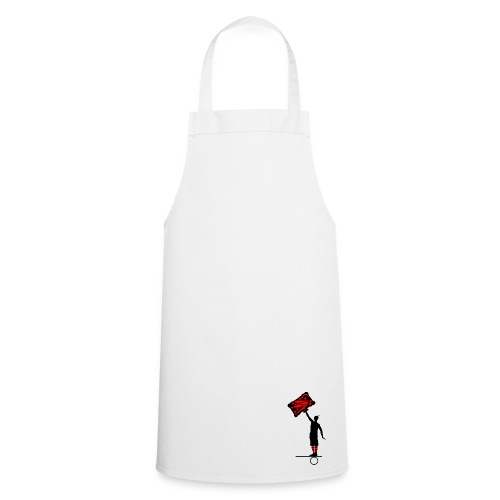 Logo-Männchen - Kochschürze