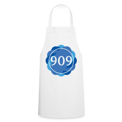 The Builders 909 Logo - Cooking Apron