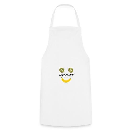 Lächeln Gesund lächeln - Kochschürze
