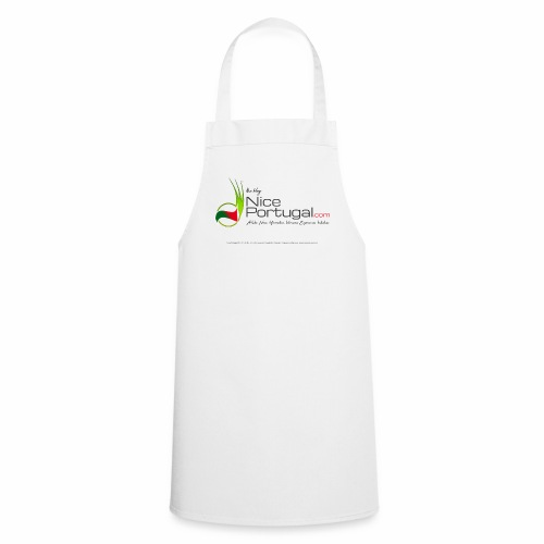NicePortugal.com Logo - Grembiule da cucina