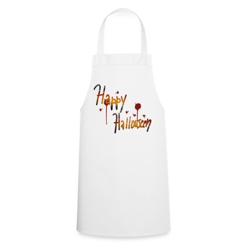 Happy halloween - Tablier de cuisine