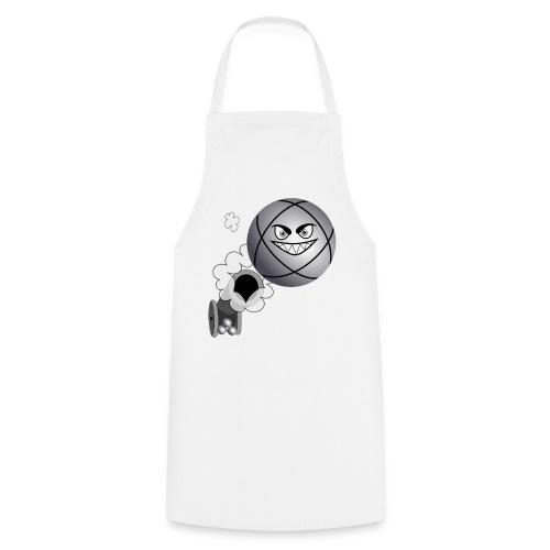 petanque tireur le carreau à la pétanque - Tablier de cuisine