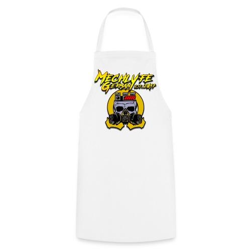 MG Logo mit Schrift groß - Kochschürze
