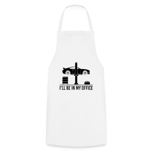 Kfz Mechaniker Shirt - Hobby Schrauber - Kochschürze