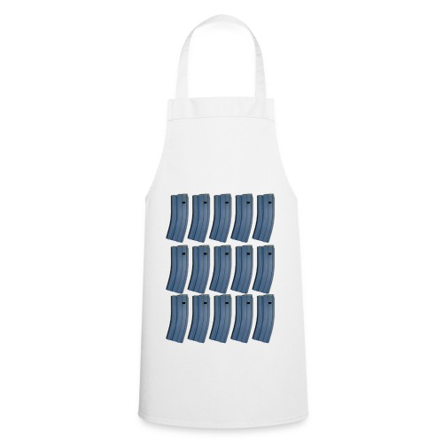 AR Mag Pattern - Cooking Apron
