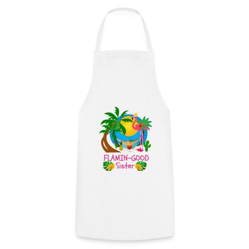 Flamin-Good Fabulous Flamingo Sister Gifts - Cooking Apron
