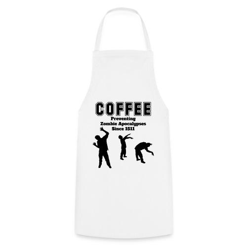 coffee apocalypse - Kochschürze