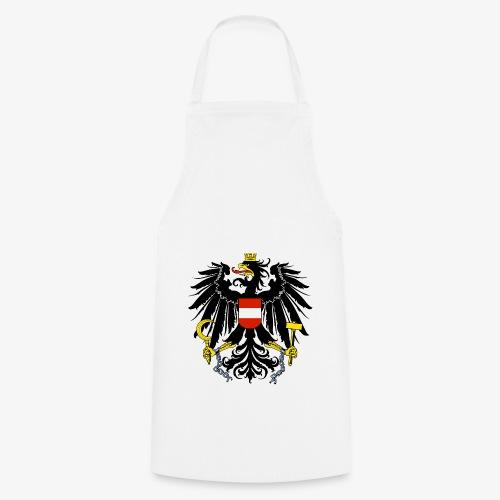 Österreich Wappen - Kochschürze
