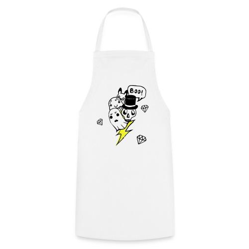 Boo! - Fartuch kuchenny
