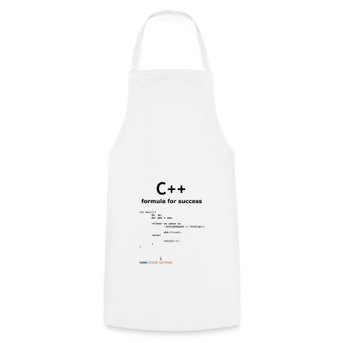 C++ Programmer's formula for success - Cooking Apron