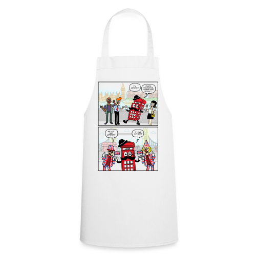 Londi London (Design No 2) - Cooking Apron