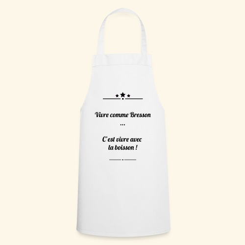Bresson Star - Tablier de cuisine