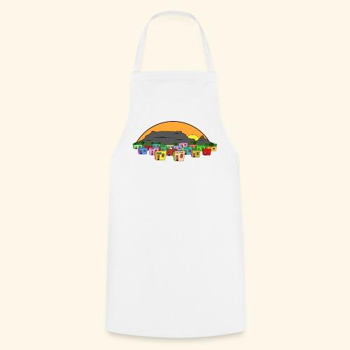 Cape Town Township Background - Kochschürze