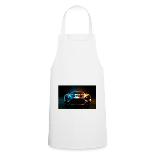 car - Cooking Apron