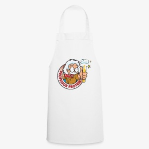 Professor Protein - Cooking Apron