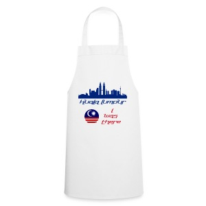 I Was There KualaLumpur - Cooking Apron