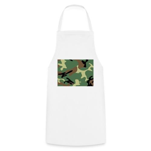 Camo_SJA - Cooking Apron